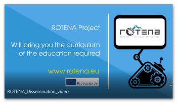 ROTENA Dissemination Video